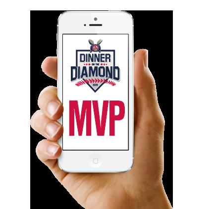 Dinner on the Diamond MVP tickets